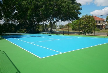 Tennis Court Painting and Resurfacing BrisbaneTennis Court Applicator